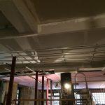 Obras de aislamiento en Restaurante Bokarte